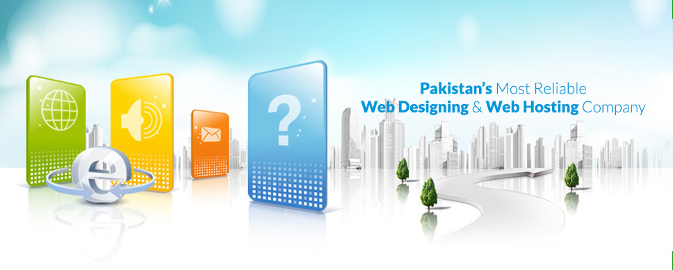 Web Designing & Hosting Company In Pakistan